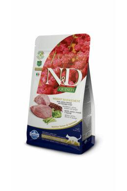 N and D Cat Quinoa Weight Management Lamb