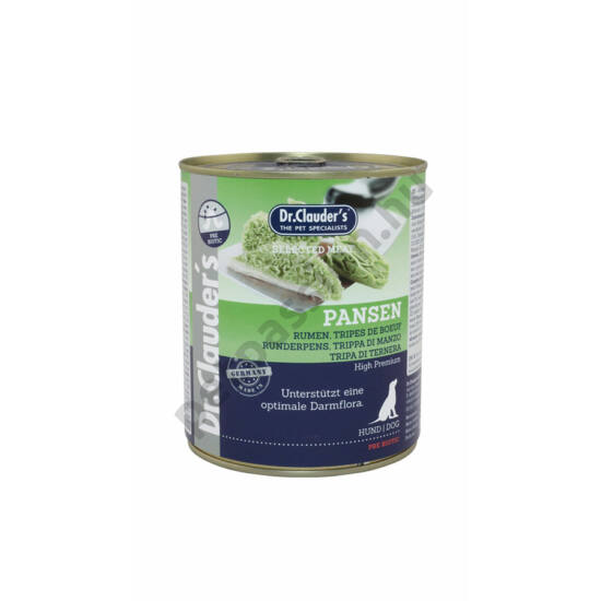 Dr.Clauder's Selected Meat Pacal 800 g