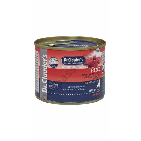 Dr.Clauder's Selected Meat Marha 400 g
