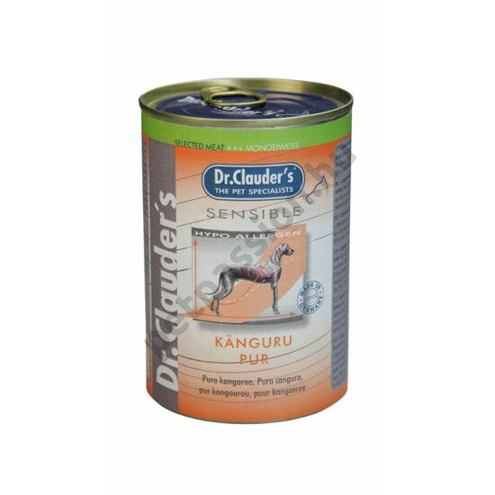 Dr.Clauder's Selected Meat Sensible – 100% Kenguru 400 g