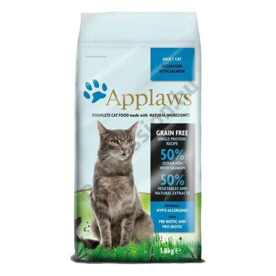 Applaws Cat Tengeri Hal és Lazac 1,8kg