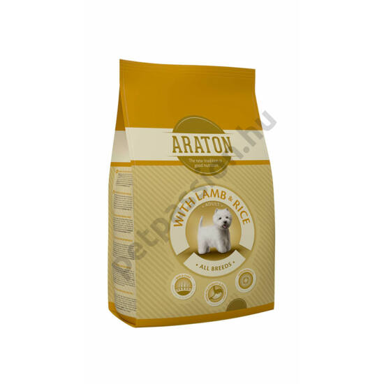 Araton Adult Lamb and Rice 15 kg