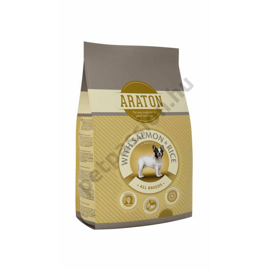 Araton Adult Salmon and Rice 15 kg