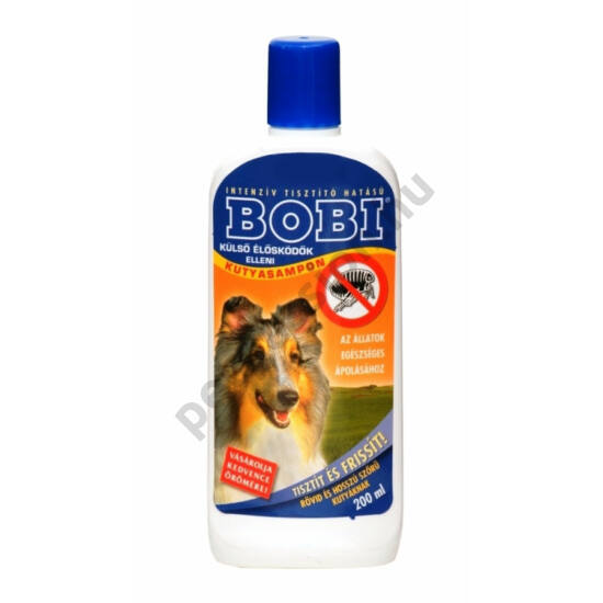 Bobi bolhairtó sampon 200ml