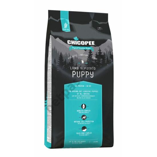 Chicopee HNL Grain Free Puppy Bárány és Burgonya 12kg
