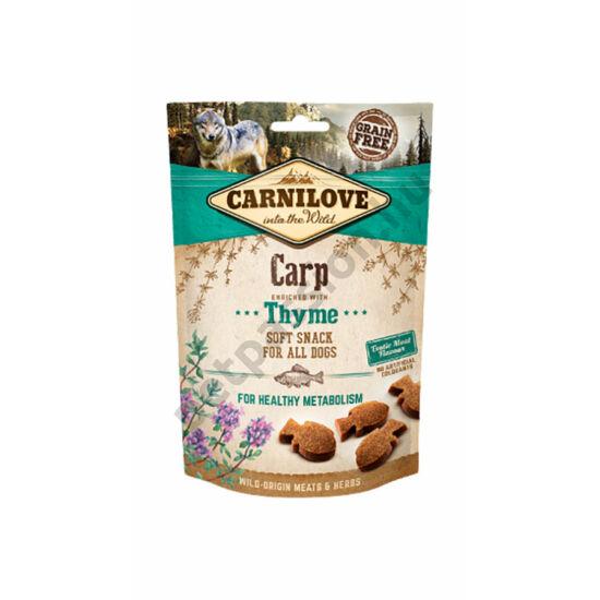 Carnilove Semi Moist Snack ponty kakukkfűvel 200g