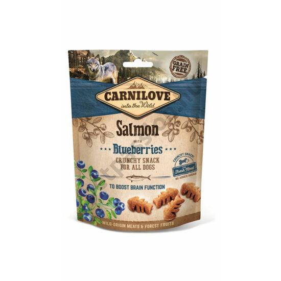 Carnilove Crunchy Snack lazac áfonyával 200g