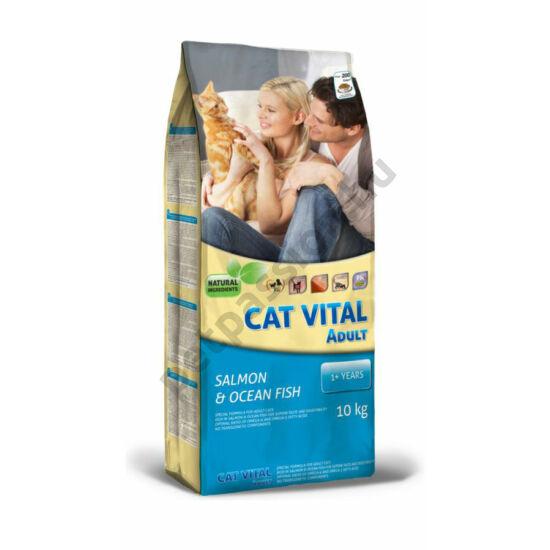 Cat Vital Pulyka és Zöldségek 10kg