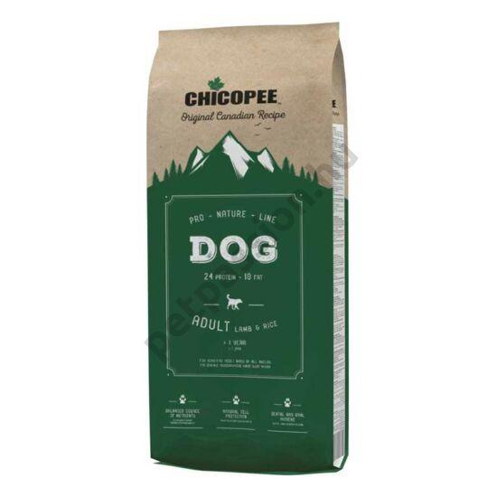 Chicopee Pro Nature Line – Adult Lamb & Rice