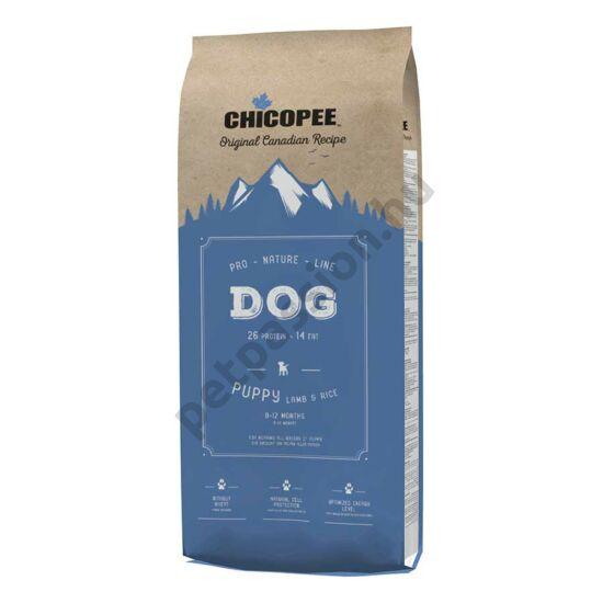 Chicopee Pro Nature Line - Puppy Lamb & Rice