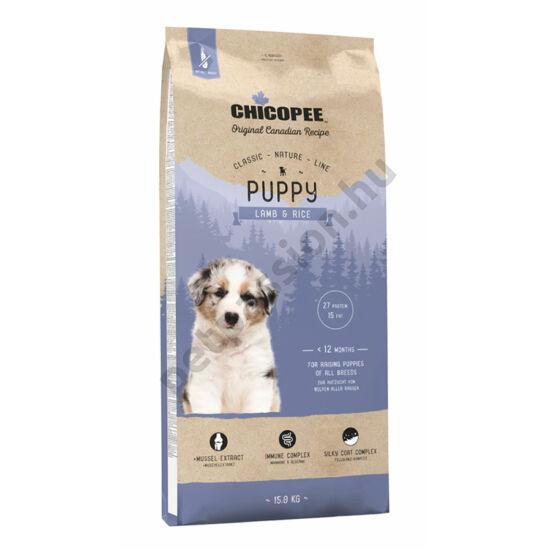 Chicopee Classic Line - Puppy Lamb & Rice