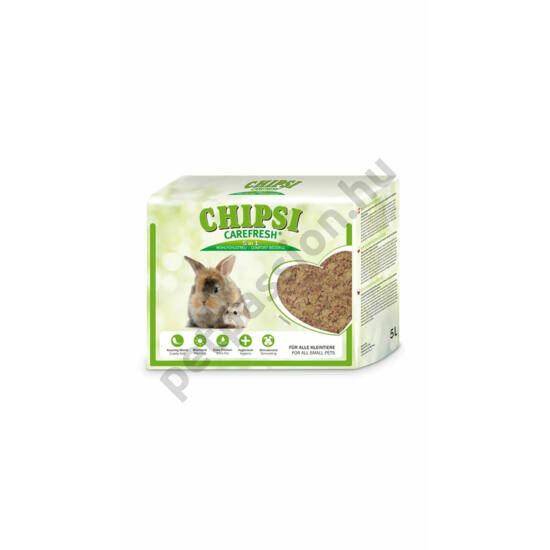 Chipsi Carefresh Natural Alom 14 l