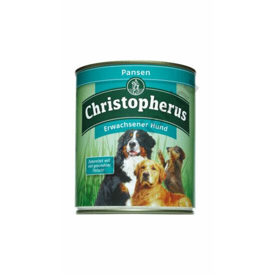 Christopherus Dog konzerv Adult Pacal 800g