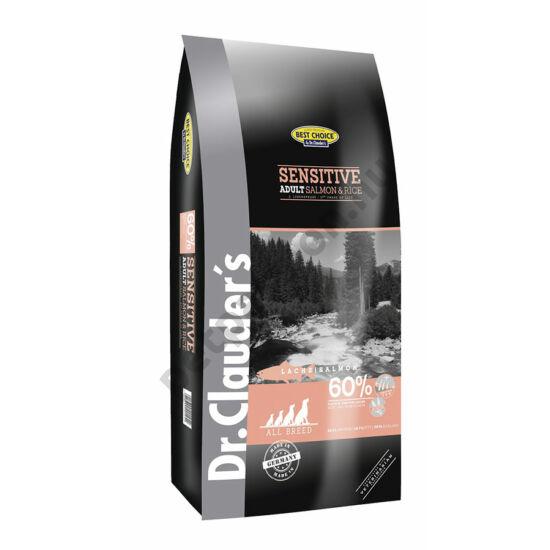 Best Choice Lazac és Rizs - Sensitive 12,5 kg