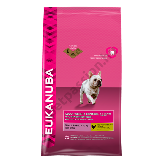 Eukanuba Adult Weight Control Small Breed