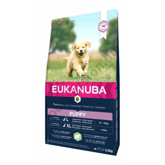 Eukanuba Puppy Bárány és Rizs