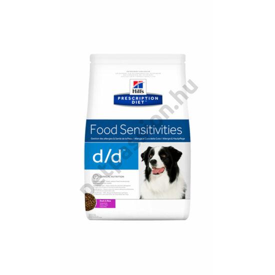 HILLS PD Canine D/D - kacsa és rizs