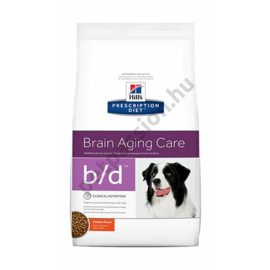 HILLS PD Canine B/D 12kg - Agyi elöregedés