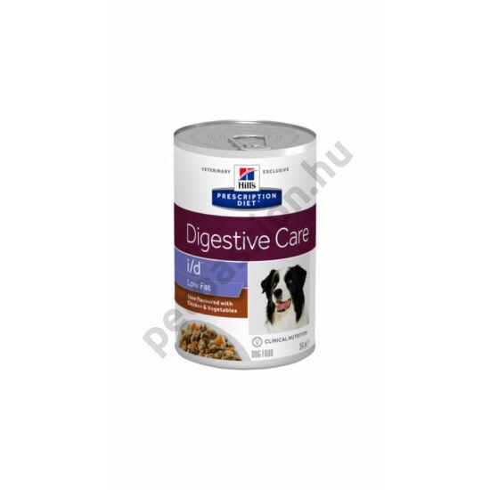 HILLS PD Canine I/D Low Fat 354g