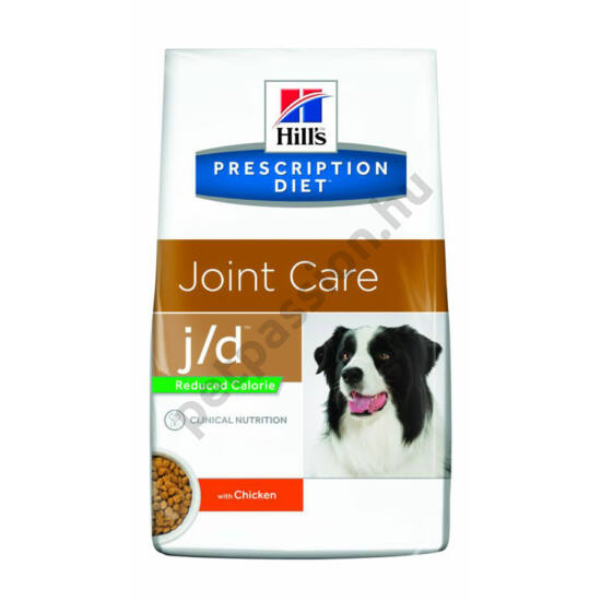 HILLS PD Canine J/D Reduced Calorie 12kg