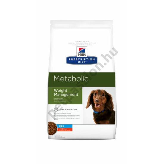 HILLS PD Canine Metabolic Mini 6kg