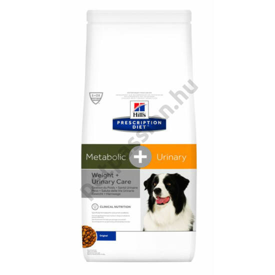 HILLS PD Canine Metabolic + Urinary 12kg