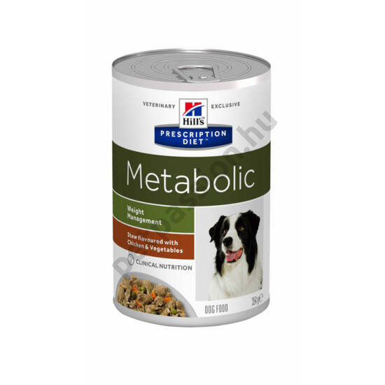 HILLS PD Canine Metabolic 354g