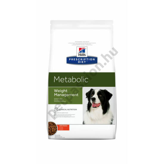 HILLS PD Canine Metabolic 12kg