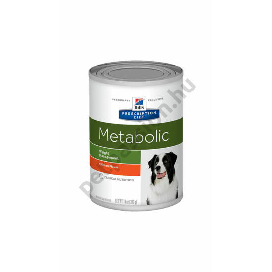 HILLS PD Canine Metabolic 370g