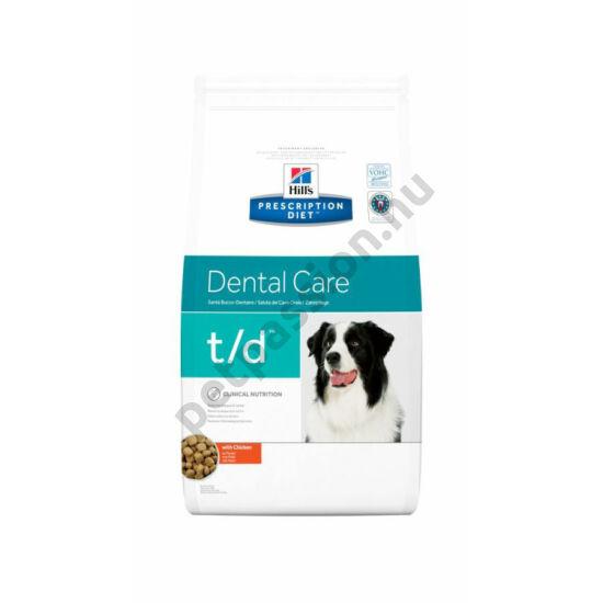 HILLS PD Canine T/D 3kg