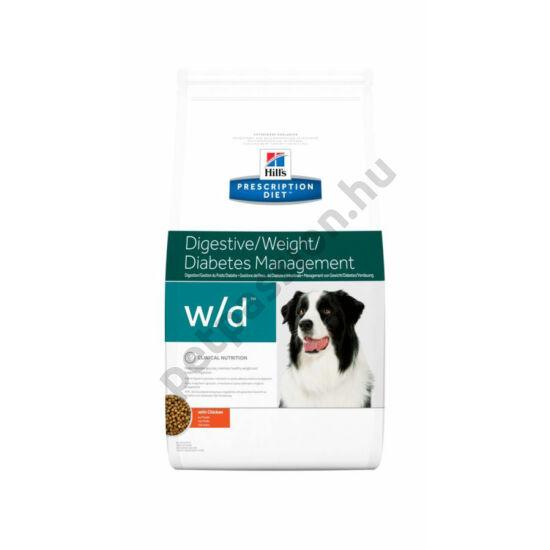 HILLS PD Canine W/D 12kg