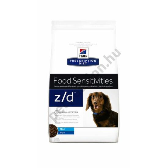 HILLS PD Canine Z/D Ultra Mini