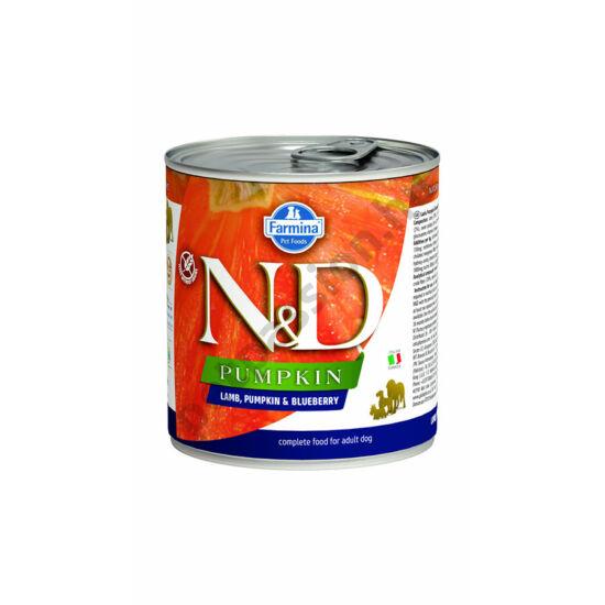 N&D Dog Bárány és Áfonya sütőtökkel 285g