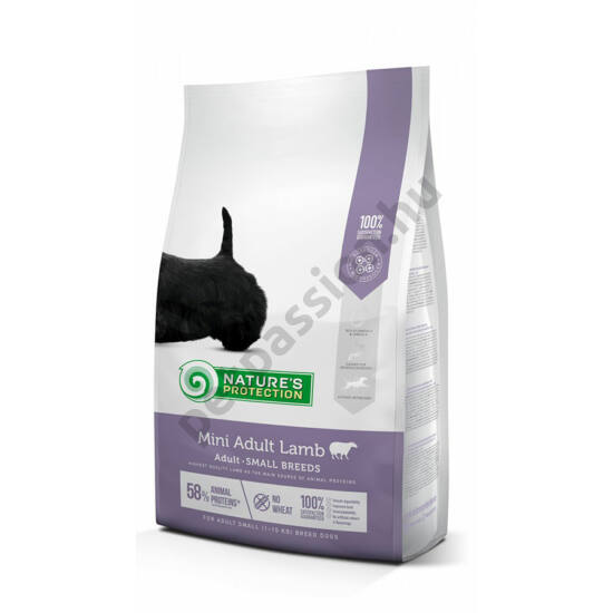 Nature's Protection Mini Adult Lamb 7,5 kg