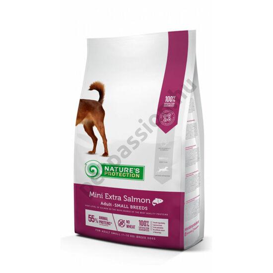 Nature's Protection Dog Extra Salmon Mini 2kg