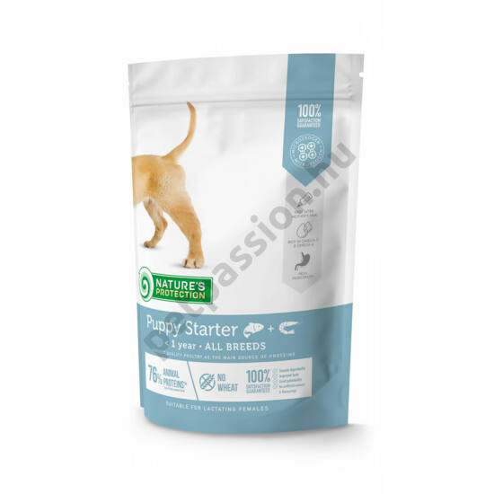 Nature's Protection Puppy Starter 500g