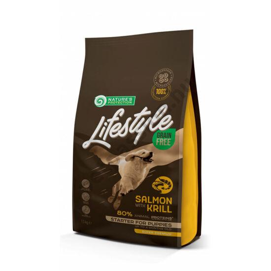 Nature's Protection Lifestyle Starter Lazac1,5kg