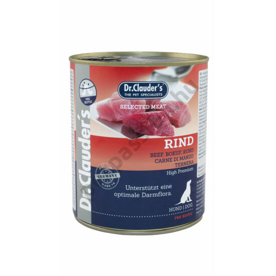 Dr.Clauder's Selected Meat Marha 800 g