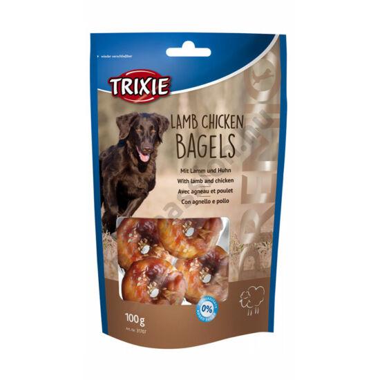 Trixie Premio Bárány-Csirke Karikák 100gr