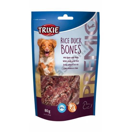 Trixie Premio Rizses Kacsás Csontok 80gr