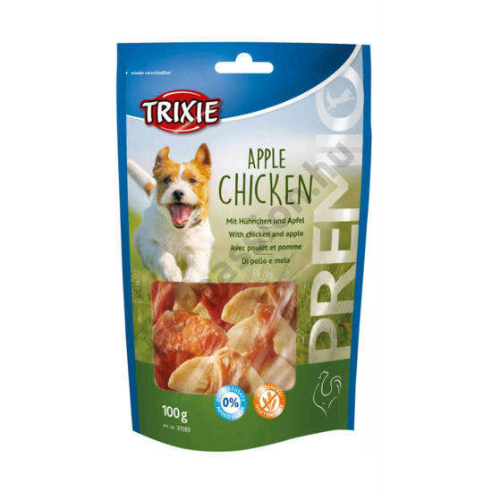 Trixie Premio Csirke és Alma 100g