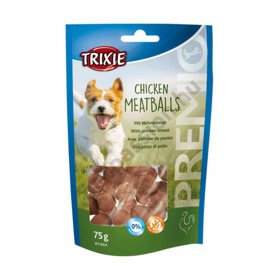 Trixie Premio Csirke Labdák 75g