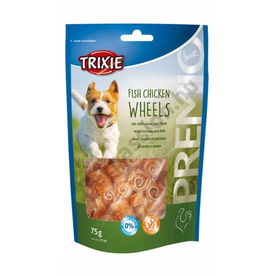 Trixie Premio Hal és Csirke  gyűrűk 75gr