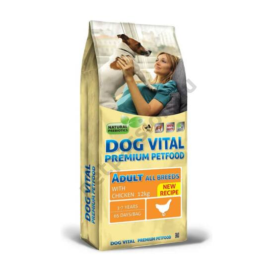Dog Vital Adult Csirke 12 kg