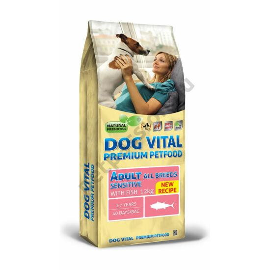 Dog Vital Adult Sensitive hal 12 kg