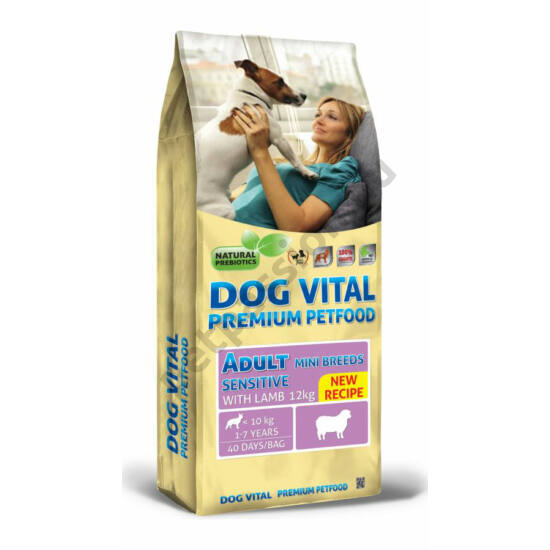 Dog Vital Adult Sensitive Mini 9 kg
