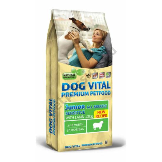 Dog Vital Junior Bárány 12 kg
