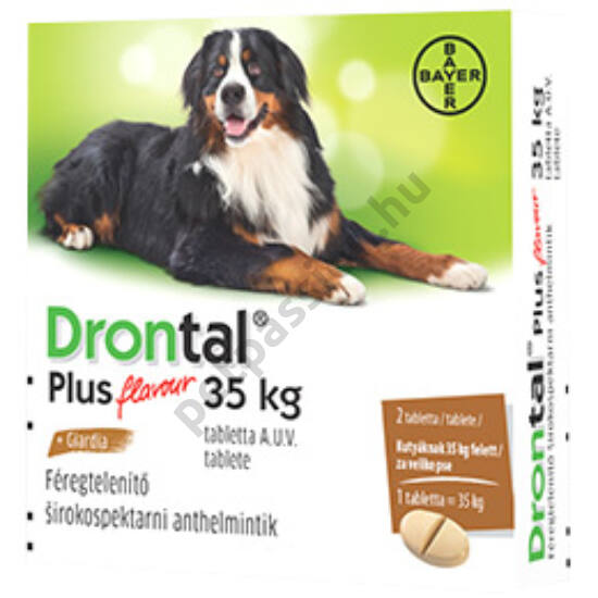 Drontal Plus 35 kg (1 db tabletta)
