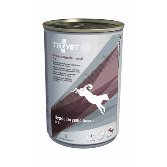 TROVET HYPOALLERGENIC INSECT