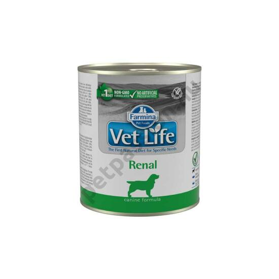 Vet Life Natural Diet Dog Renal